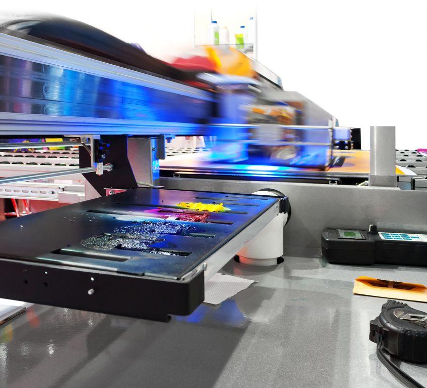 Оборудование и технологии для <br/>рекламного бизнеса