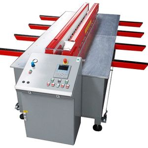 Оборудование для стыковой сварки полимеров